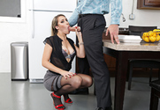 Kimber Lee & JMac in Naughty Office