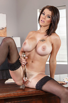 Peta Jensen starring in Co-workerporn videos with American and Ass licking