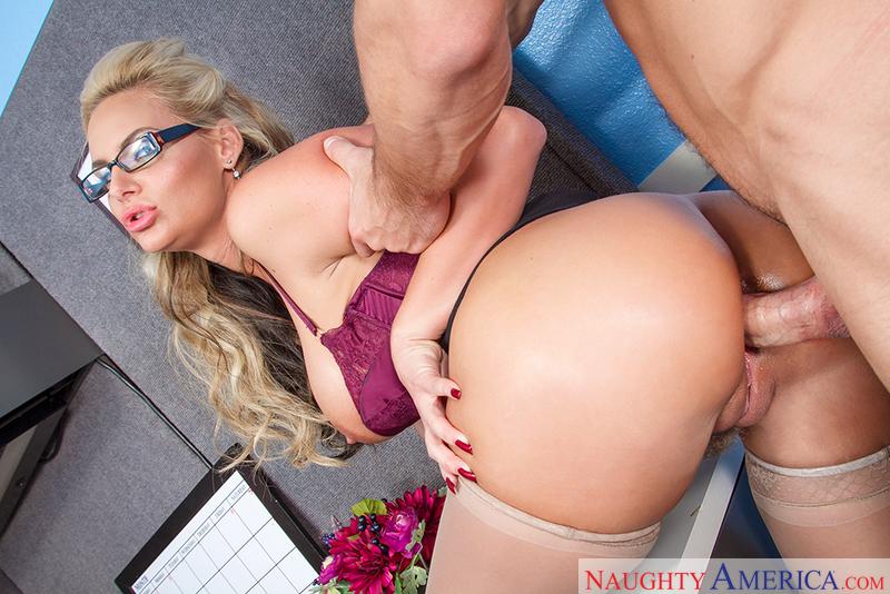 bad porn American girl