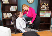 Sara Jay & Rion King in Naughty Office