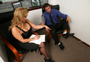 Shyla Stylez & Alan Stafford in Naughty Office