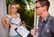 Lily LaBeau & Dane Cross in Naughty Rich Girls