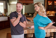 Cherie DeVille & Van Wylde in Seduced By A Cougar