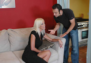 Melanie Ann & Sascha in Seduced By A Cougar