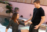 Michelle Lay & Chris Johnson in Seduced By A Cougar