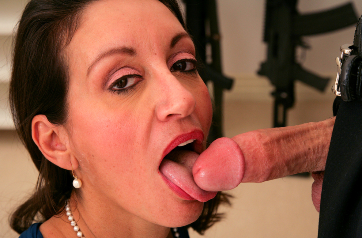 Watch Persia Monir and Charles Dera video in Seduced By A Cougar